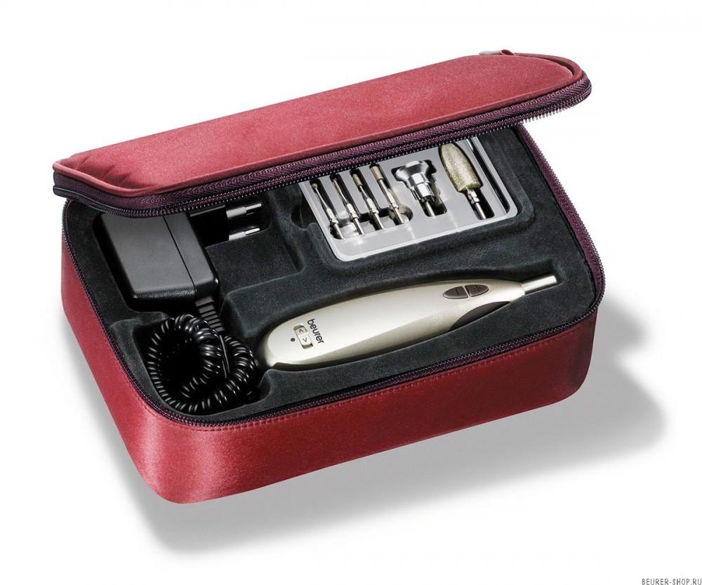 Маникюрно-педикюрный набор Beurer MP 60 Beurer-Shop
