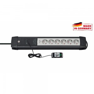 1156050070Удлинитель Brennenstuhl Premium-Line Comfort Switch Plus (3 м, 6 розеток, 1156050070)